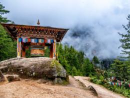 Laya in Bhutan