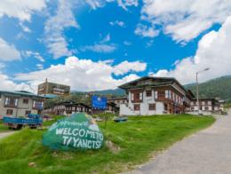 Trashiyangtse in Bhutan