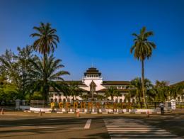 Bandung in Indonesia