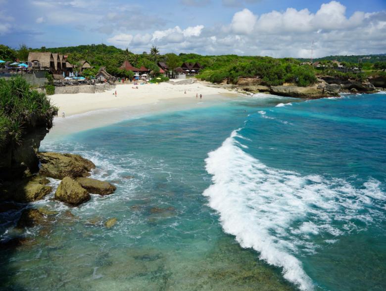 Nusa Lembongan in Indonesia