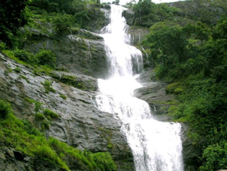 Cheeyappara and Valara Water Falls in Kerala