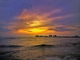 Fort Kochi beach in kerala