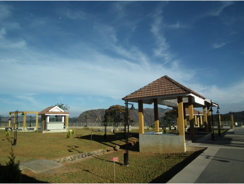 Hill view park in Idukki