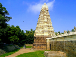Vellore-fort-temple