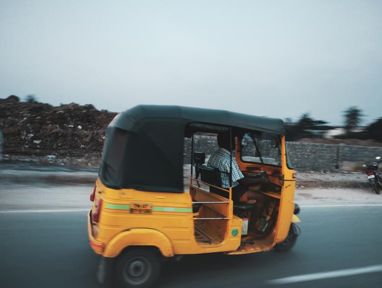 Chennai-autorikshaw