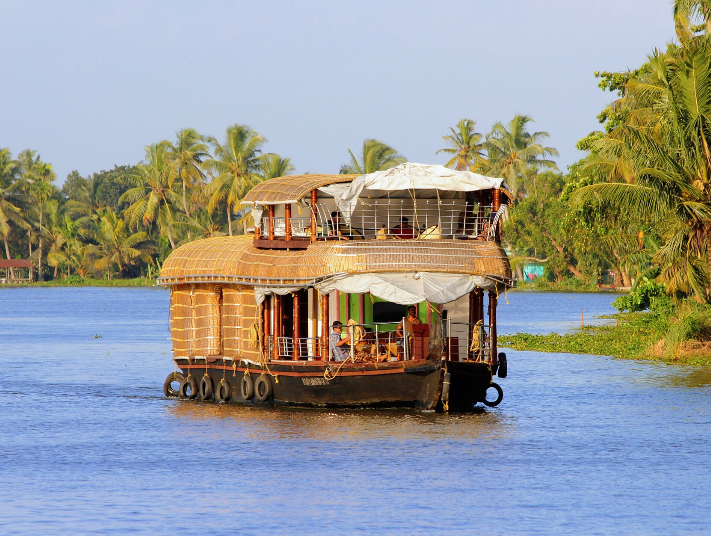 Alappuzha-backwaters
