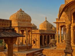 Vrindavan-temple