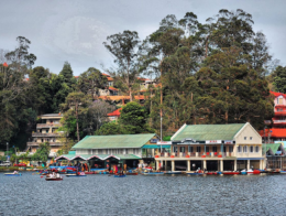Ooty Lake and Boat Club