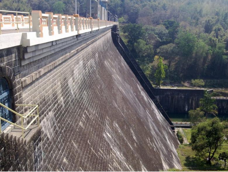 Parambikulam Dam in Kerala
