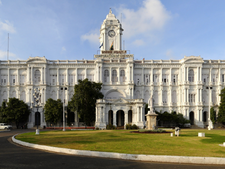 Ripon Building Chennai