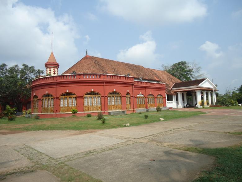 Kanakakunnu Palace