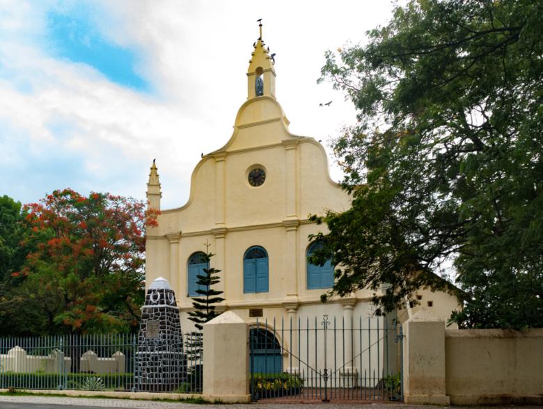 St.Francis Church in Kochi