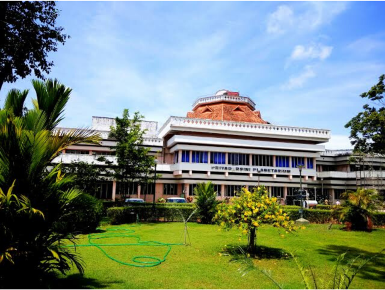 Planetarium in Trivandrum